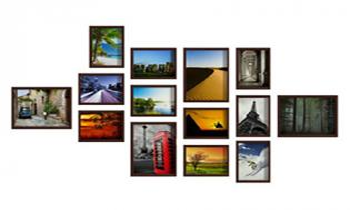 galería por pared