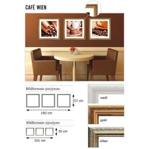 """Galería para pared """"Café Wien"""""""