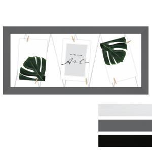 Galería de fotos con correa para 4 fotos