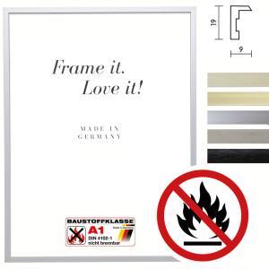 "Categoría estándar A1 marco protección contra incendios ""Econ angular"""
