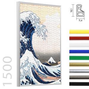 Marco para puzle de plástico para 1500 piezas