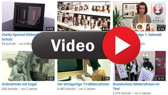 Videos sobre el tema de marcos de fotos