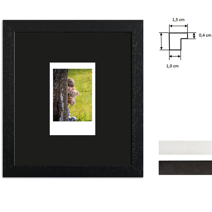 Marco para 1 imagen directa - Typ Instax Mini