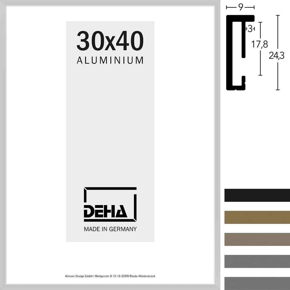 Marco de aluminio Vega a medida