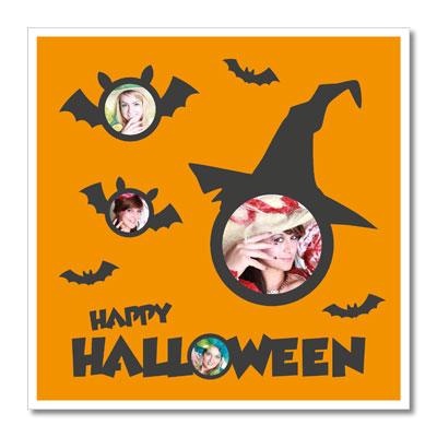 "Paspartú con tema ""Halloween"""