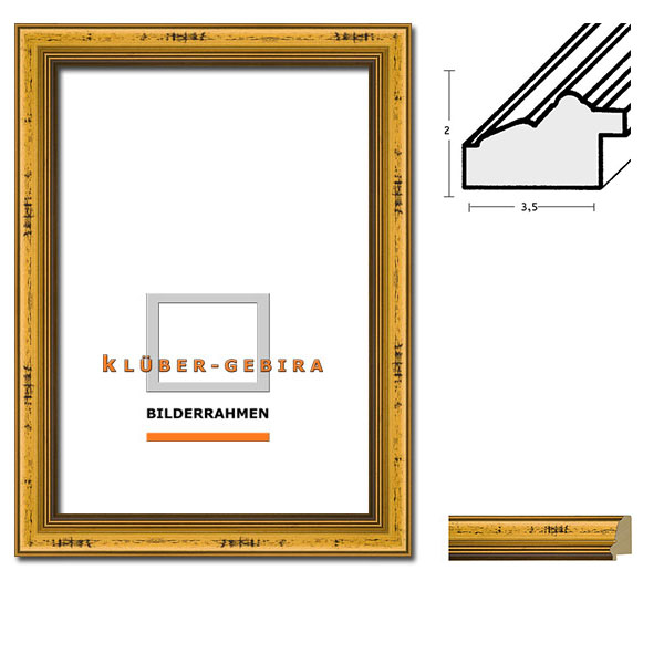 Marco de madera Talavera