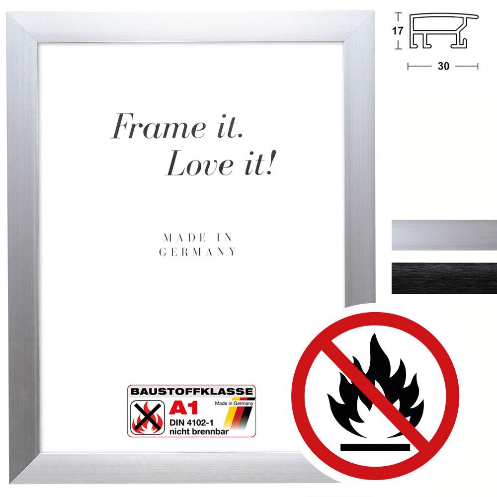 """Categoría estándar A1 marco protección contra incendios """"Econ amplio"""""""