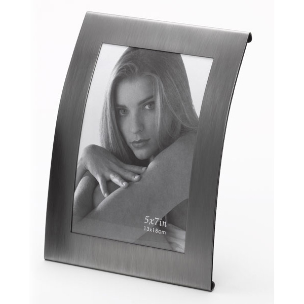 Marco para retrato n. 821 - plata