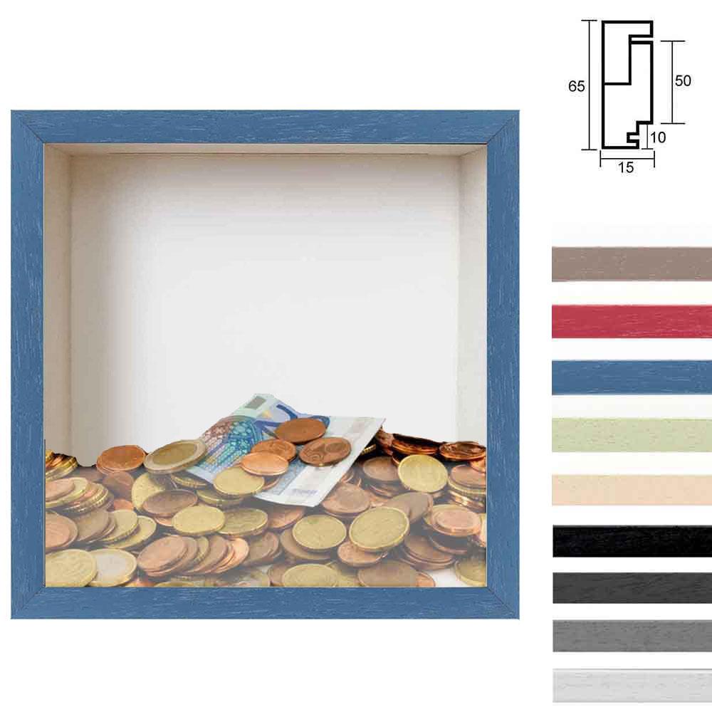 Marco de la caja de dinero