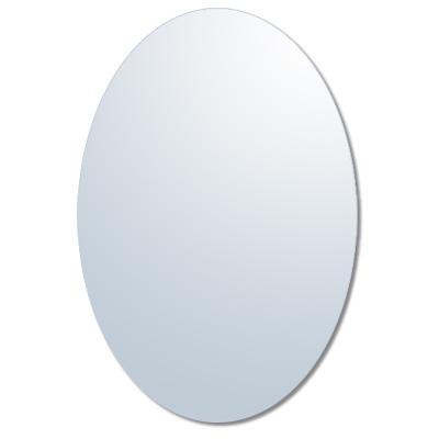 Vidrio oval de recambio para marco
