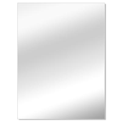 Espejo, 3 mm - vidrio de recambio para Marco