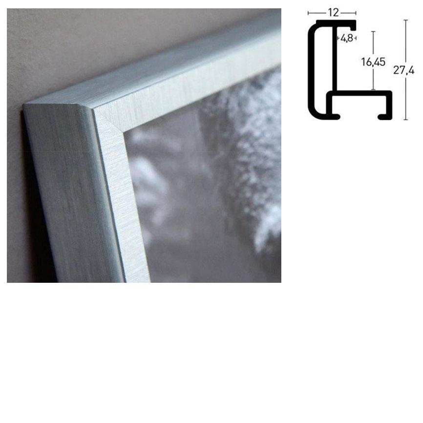 Marco de aluminio perfil 179