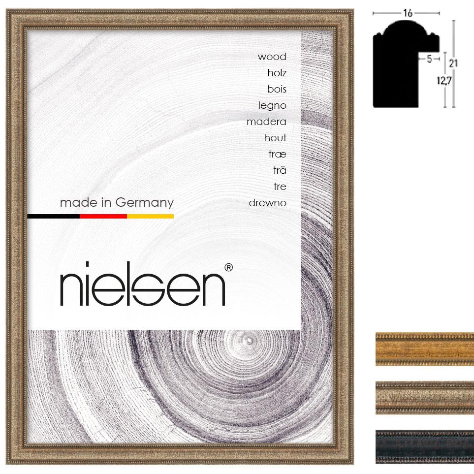Marco de madera a medida, Vazgen Minis 1-16x21