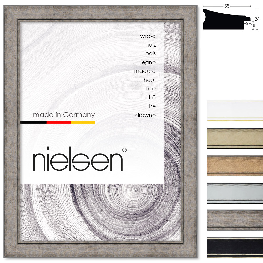 Nielsen marco de madera a medida sun 55 - Madera a medida ...