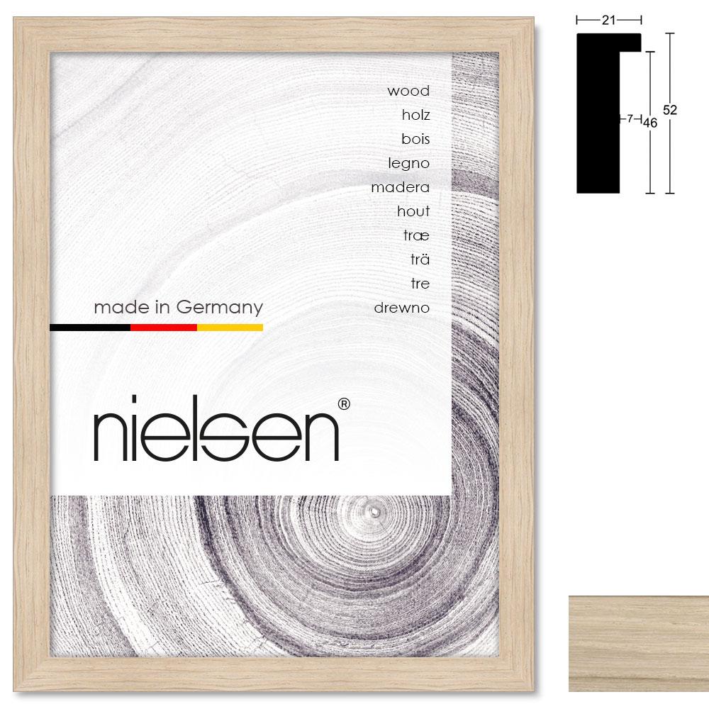 Marco de madera a medida, Oakwoods 21x52