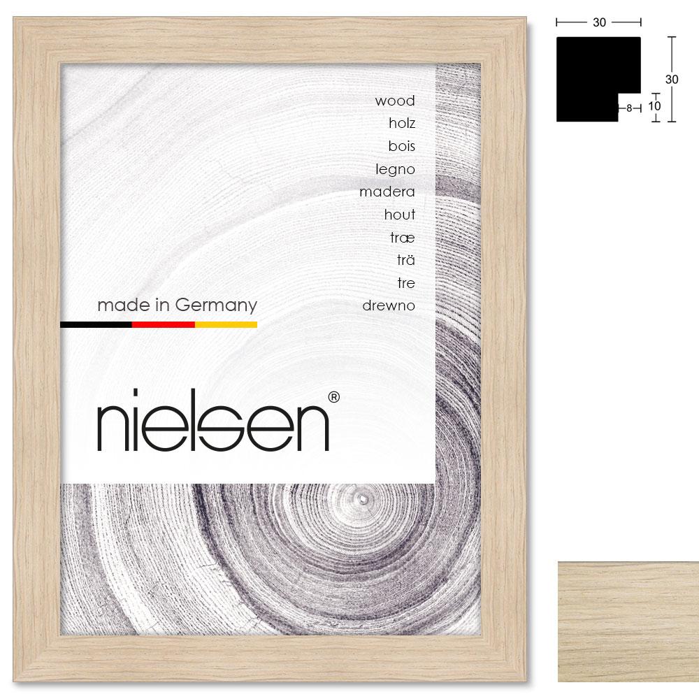 Marco de madera a medida, Oakwoods 30