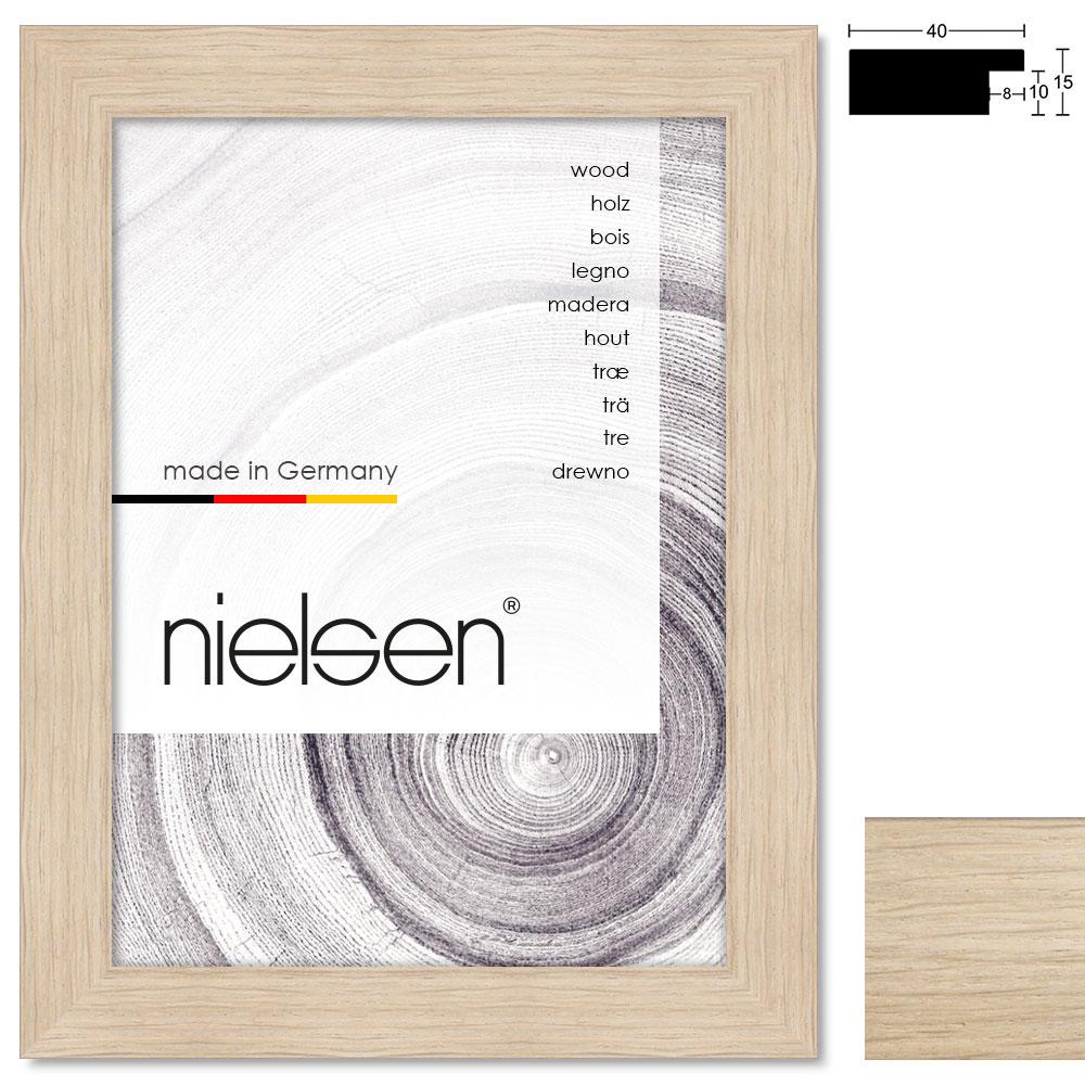 Marco de madera a medida, Oakwoods 40x15