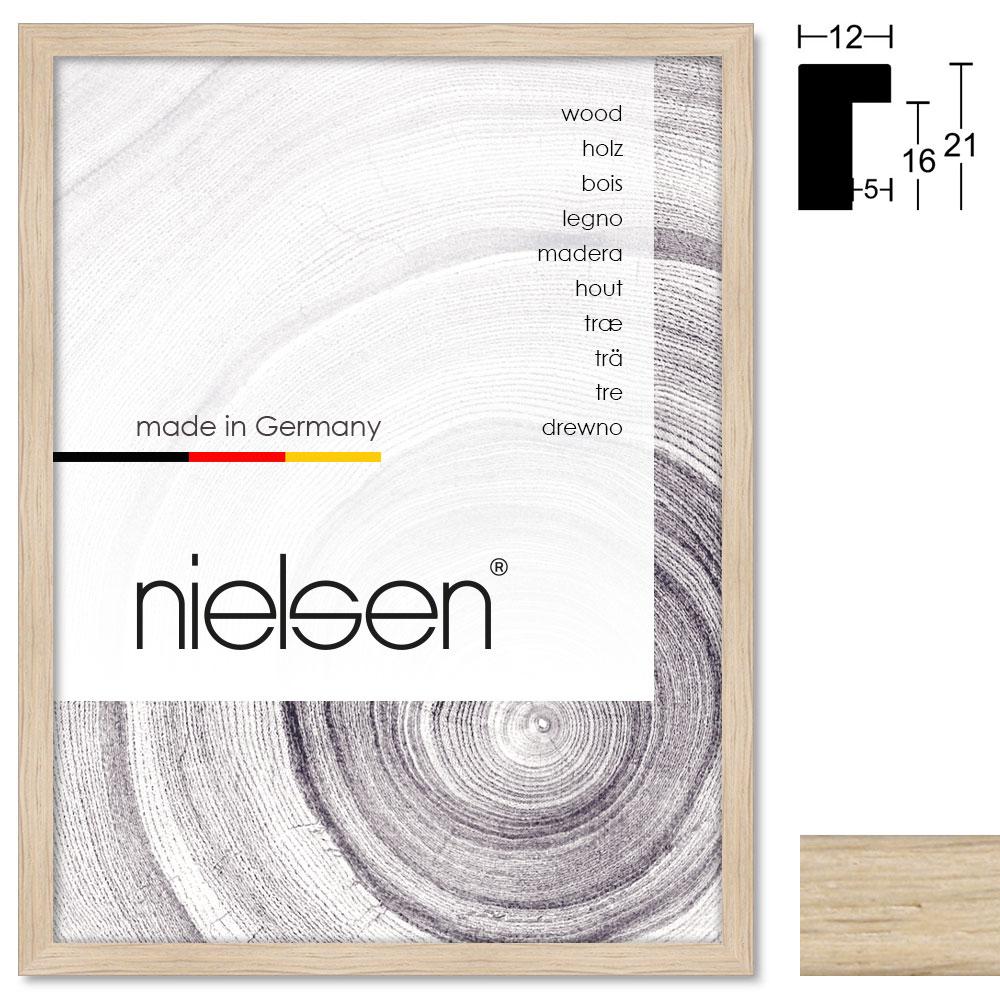 Marco de madera a medida, Oakwoods 12