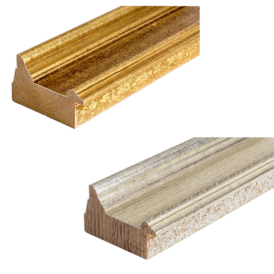Marco de madera Vienna 72
