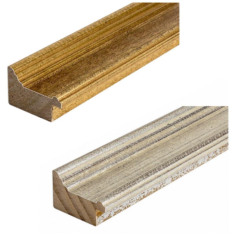 Marco de madera Vienna 50