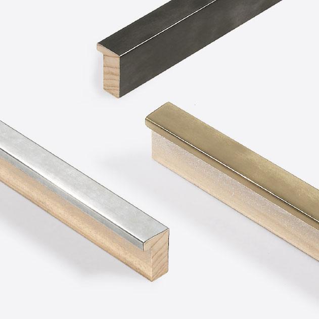 Marco de madera Linea 20