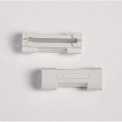 2 piezas conector de riel