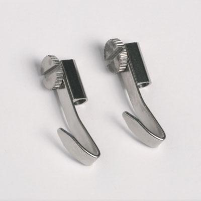 2 piezas mini-ganchos