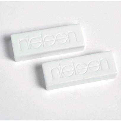 2 piezas tapa terminal blanco para profesional