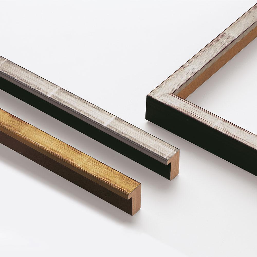 Nielsen marco de madera a medida guazzo 20x35 - Madera a medida ...