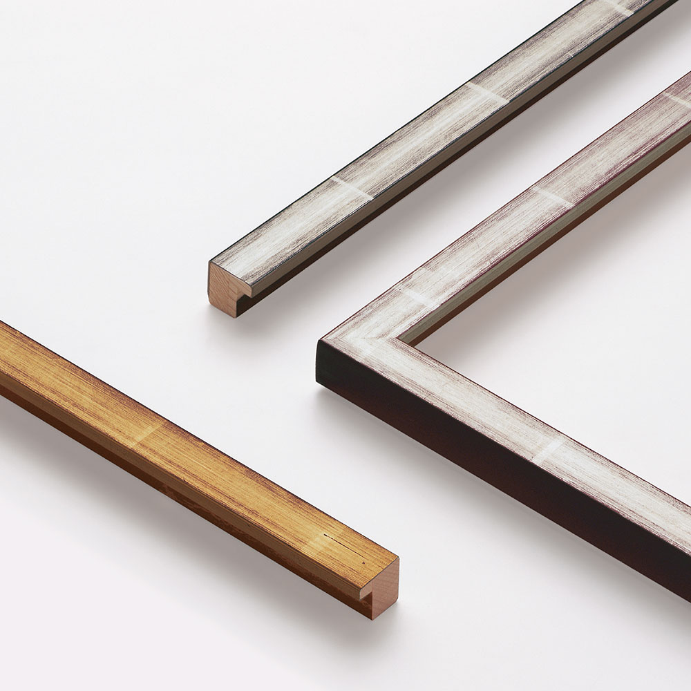 Marco de madera a medida, Guazzo 20x22