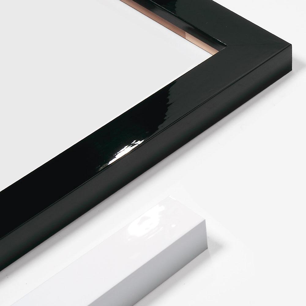 Marco de madera a medida, Matrix B&W 40