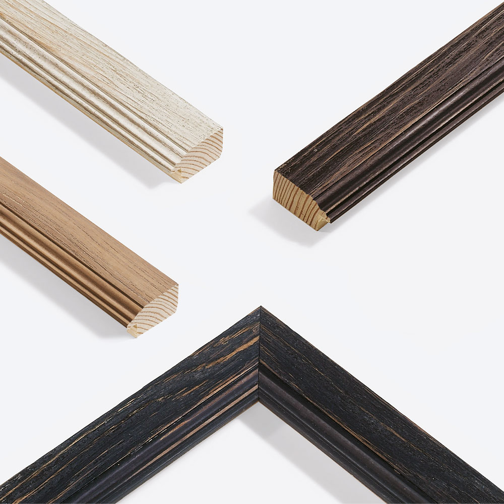 Nielsen marco de madera a medida chalet 41 - Madera a medida ...
