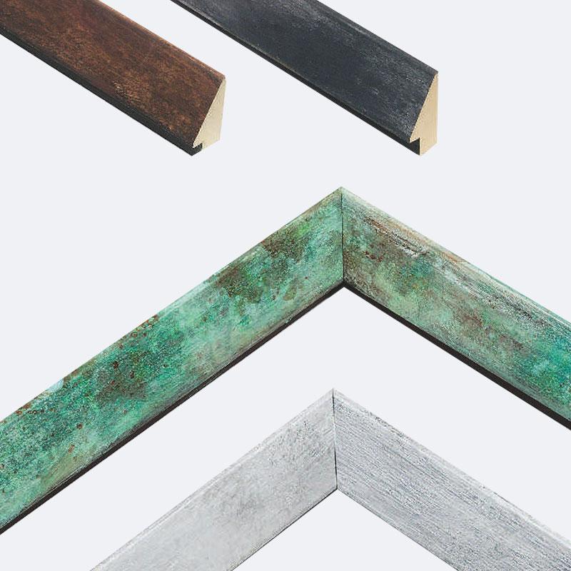 Marco de madera a medida, Officina 23