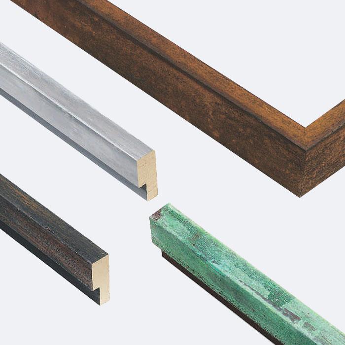 Marco de madera a medida, Officina 20