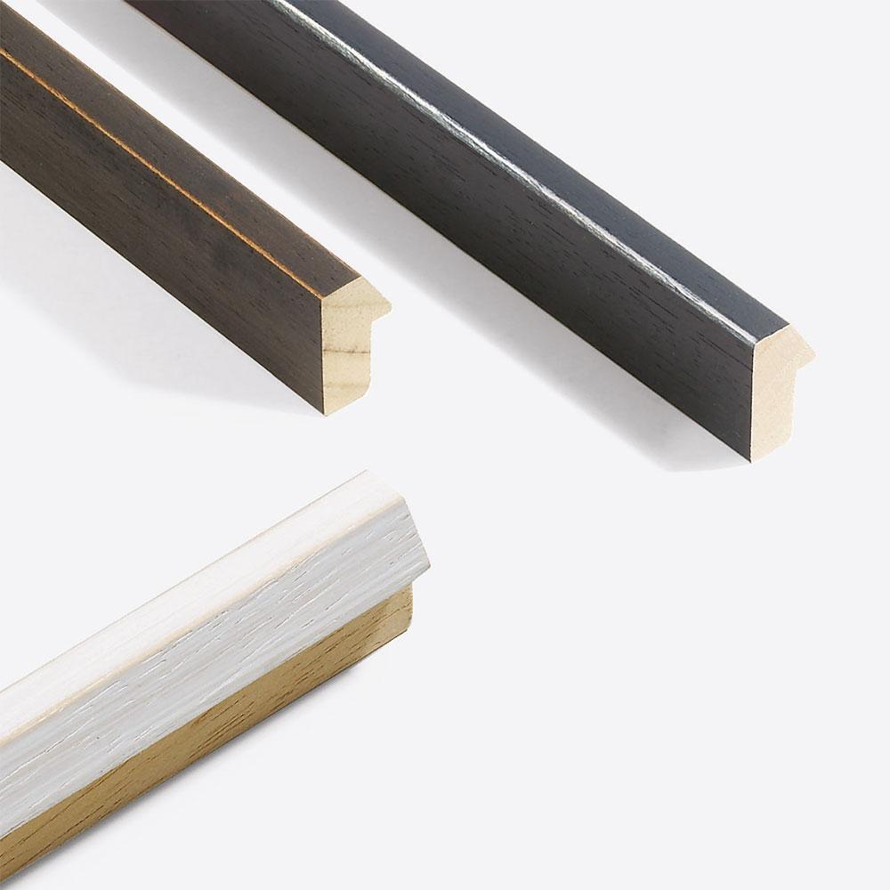 Marco de madera a medida, Modern Shabby 19