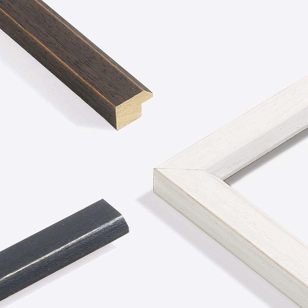 Marco de madera a medida, Modern Shabby 28