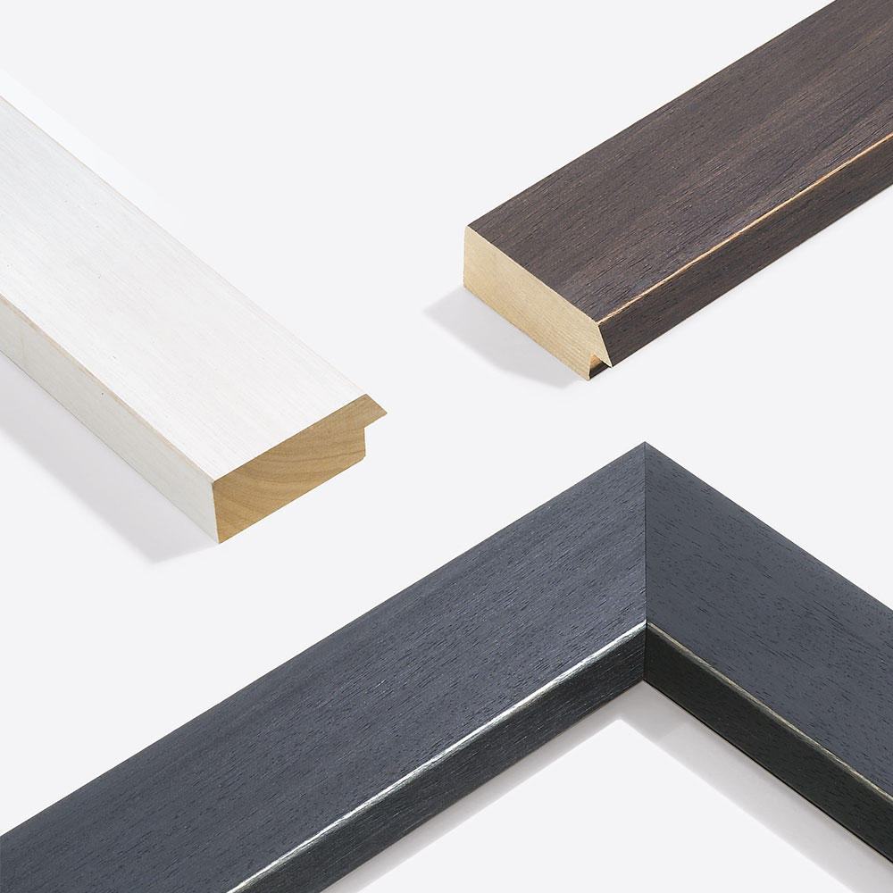 Nielsen marco de madera a medida modern shabby 75 - Madera a medida ...