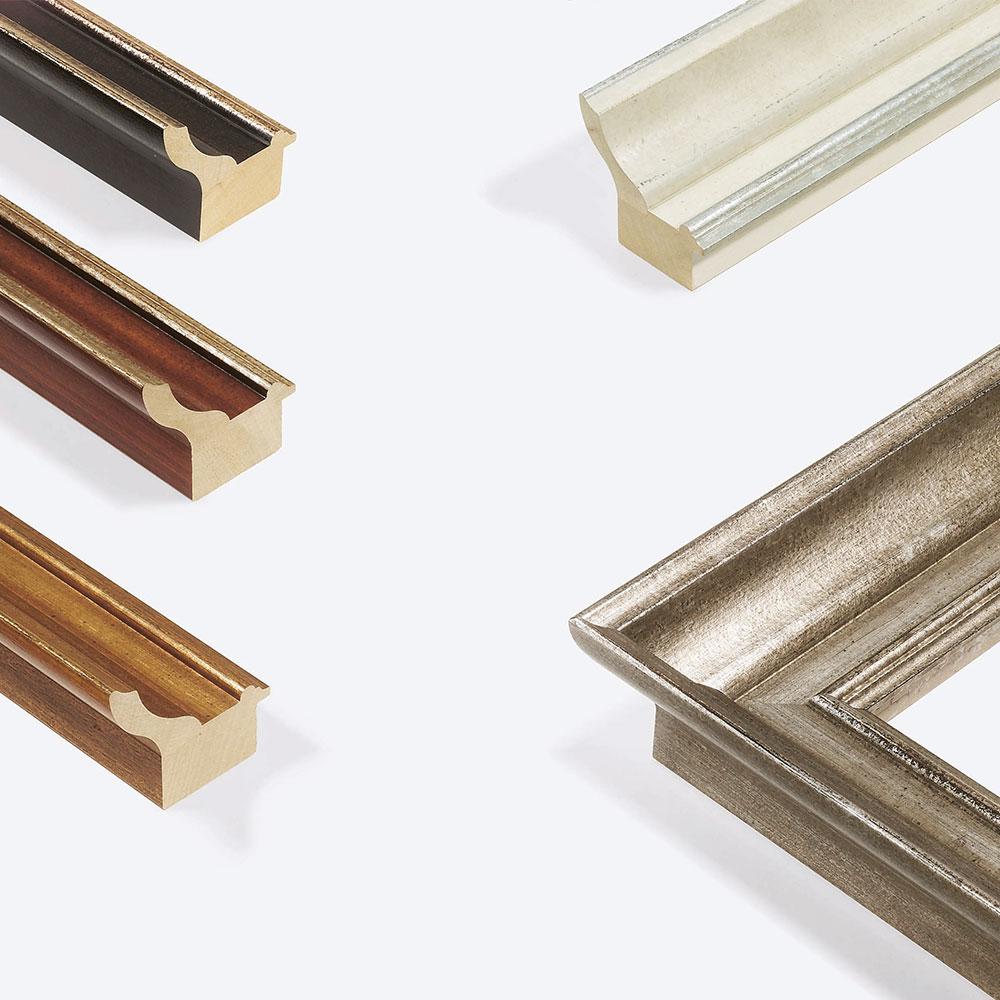 Marco de madera a medida, Lab.Art Uno 98