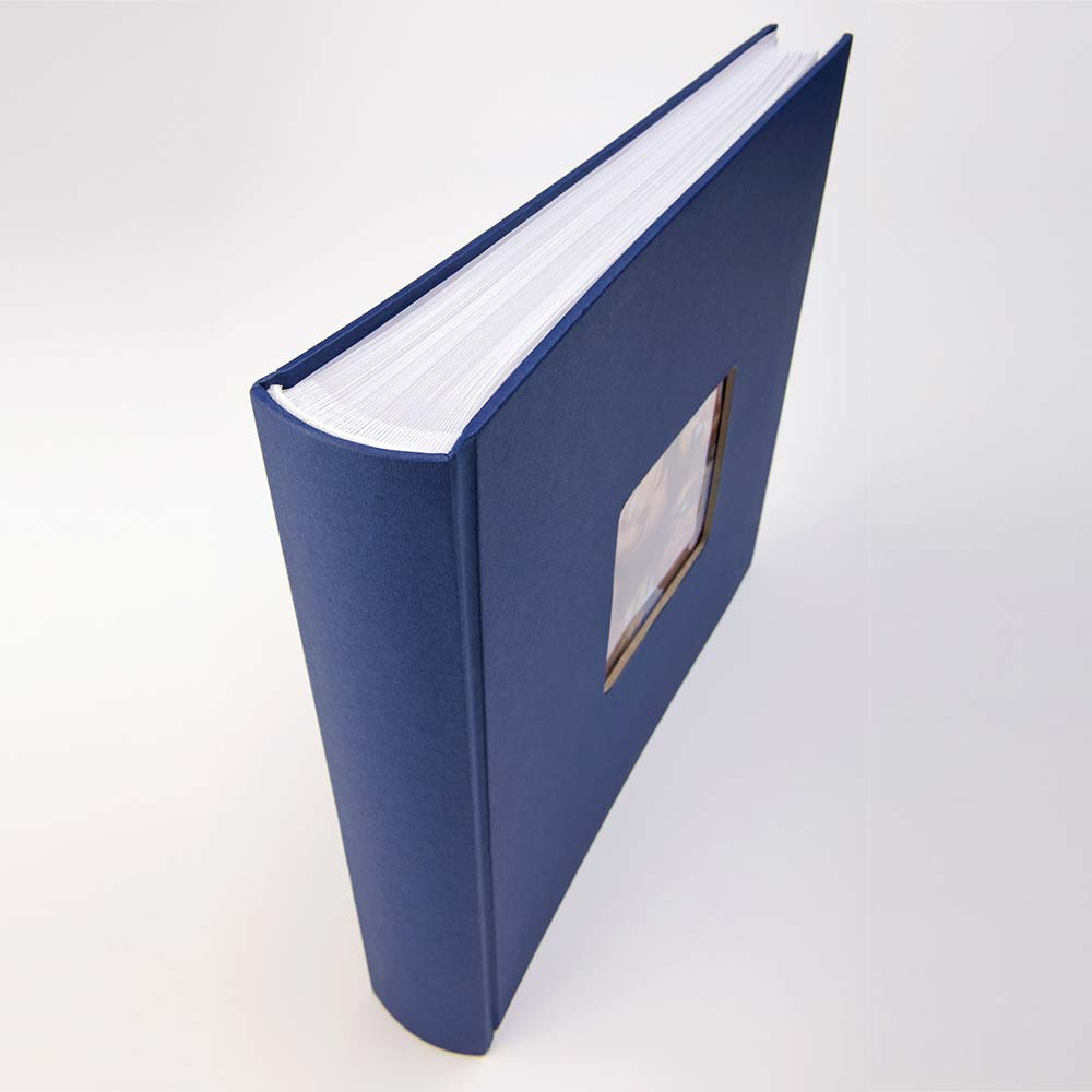 "Álbum libro ""Fun"" con 100 paginas, 30x30 cm"