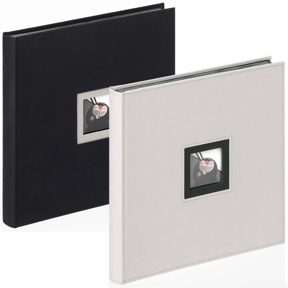 """Álbum libro """"Black & White"""" para pegar, 30x30 cm"""