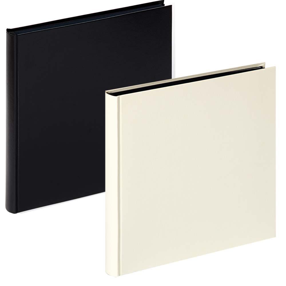 """Álbum libro """"Charm"""" con 60 paginas negras"""