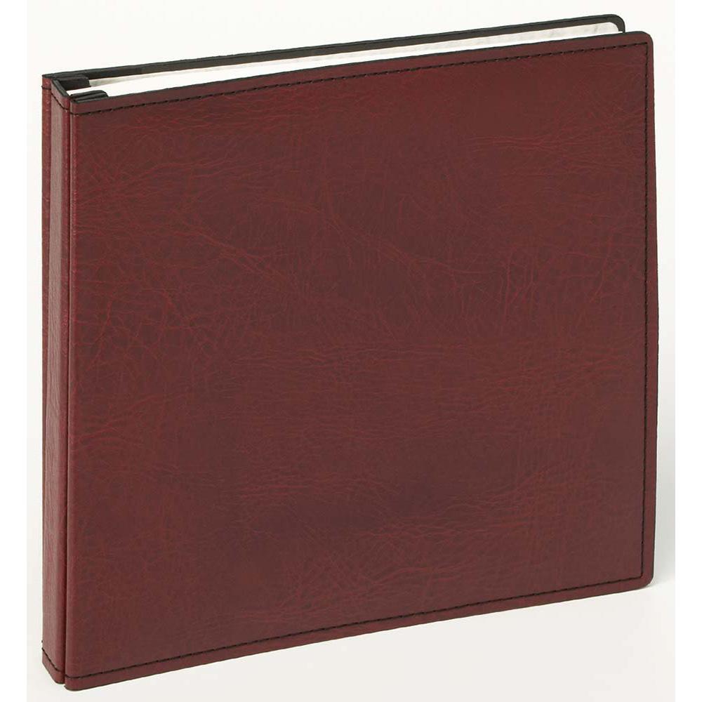 """Álbum libro con tornillos """"Premium"""", 100 paginas blancas"""