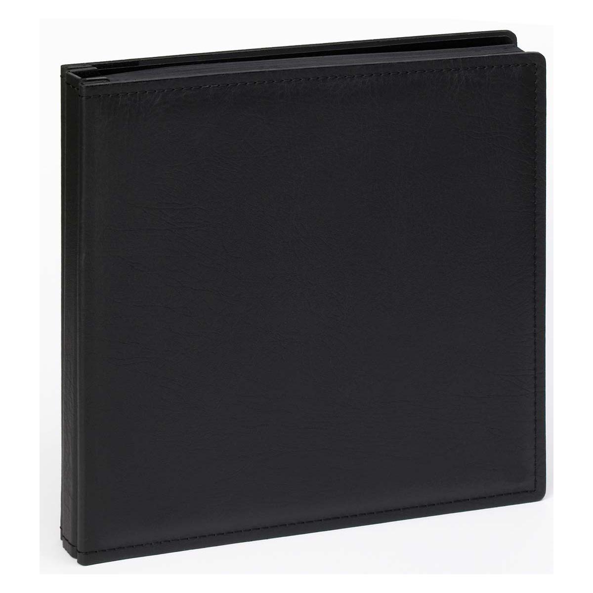 """Álbum libro con tornillos """"Premium"""", 80 negroe paginas"""
