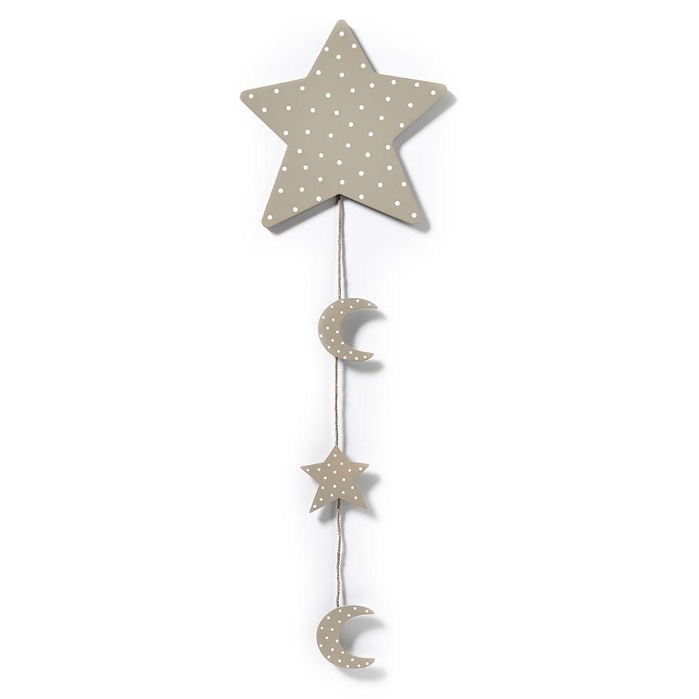 """Cuerda para foto diseño """"estrella"""""""
