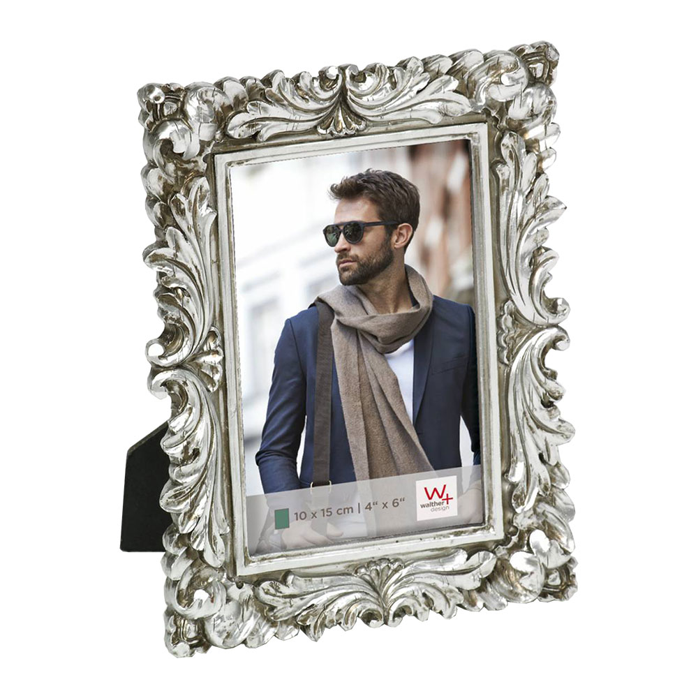 "Marco para retrato ""Saint Germain"", plata"