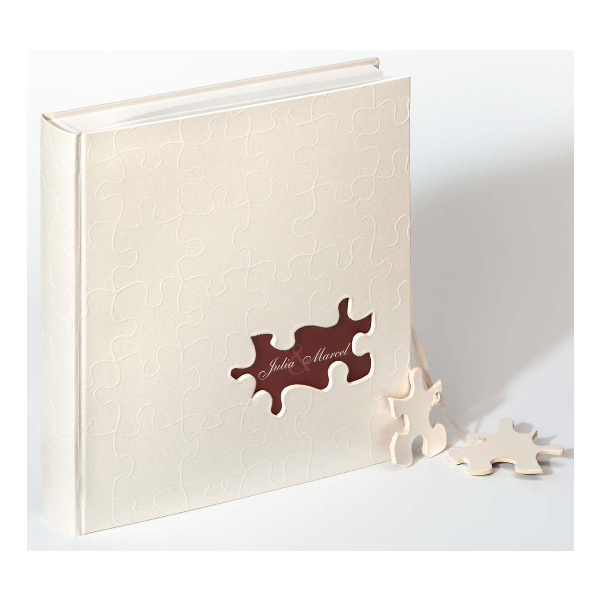 """Álbum boda """"Puzzle"""" personalizado"""